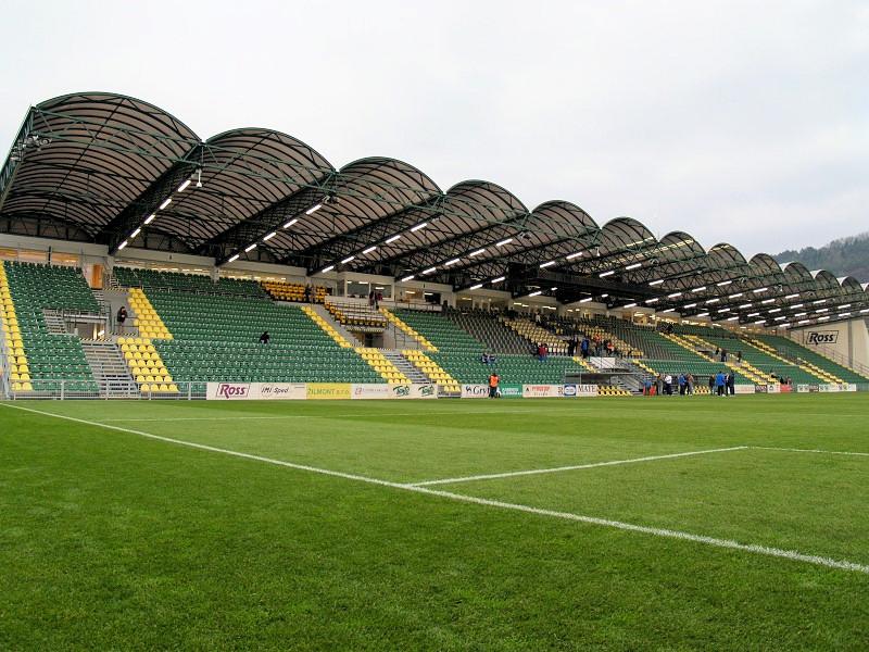 eaedda86c4841 MŠK Žilina – Futbalový štadión